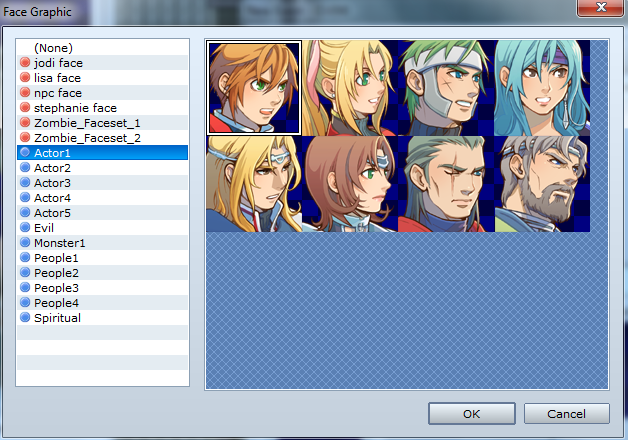 game development journal part i rpg maker and character creation