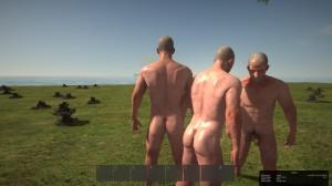 rust men