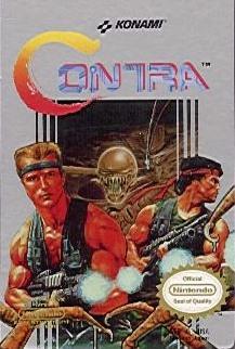 Konami Code Games