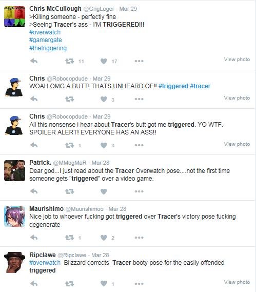 triggered 2